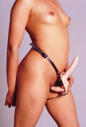 Protesis réel doble pene
