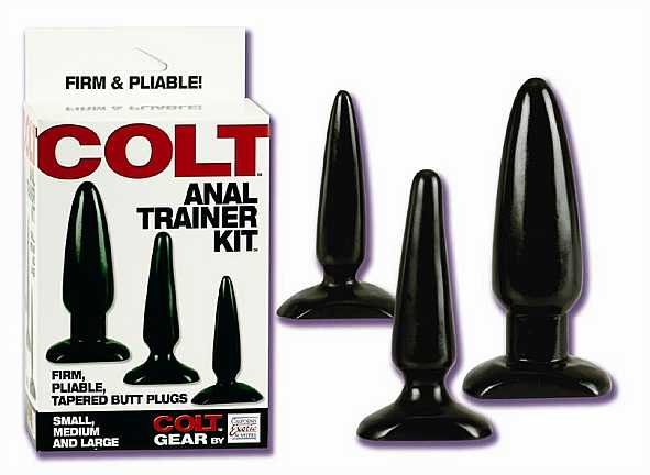Kit de entrenamiento anal