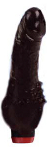 Bully 17cm gelatina negro