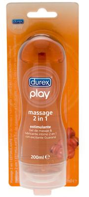 Durex Massage Sensual Guaraná