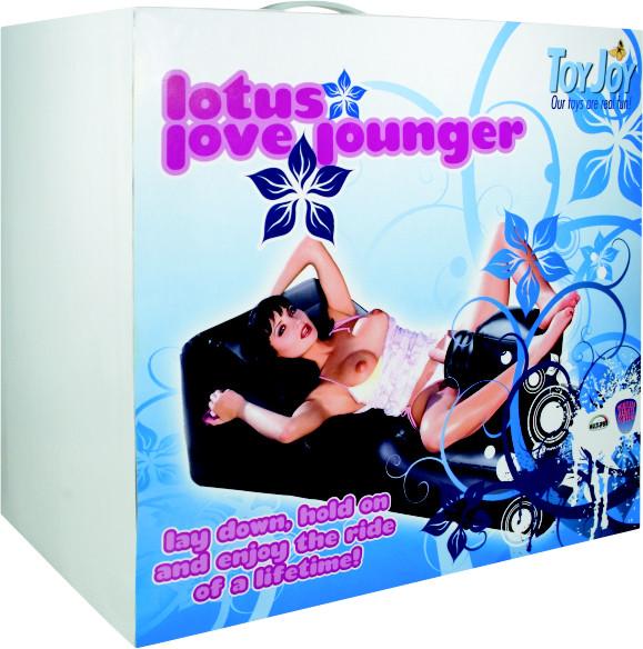 imagen de Sofa del amor Lotus Love Lounger