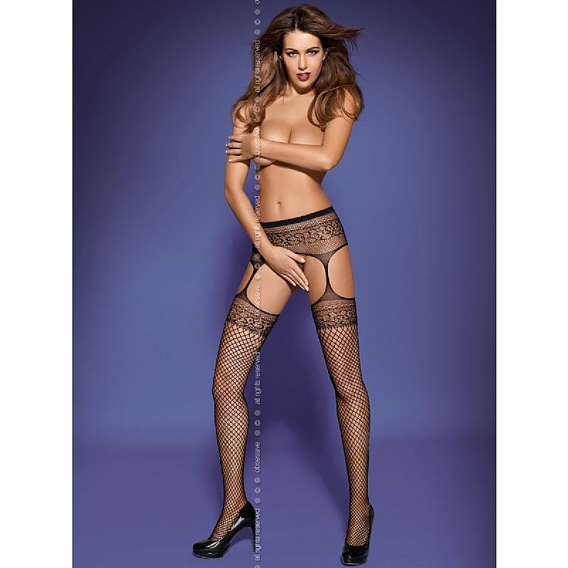 Garter stockings S502