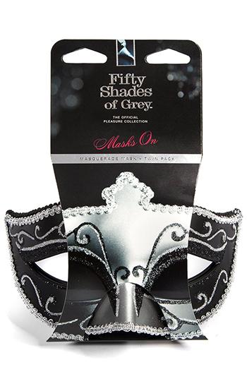 imagen de Máscaras 50 sombras Grey