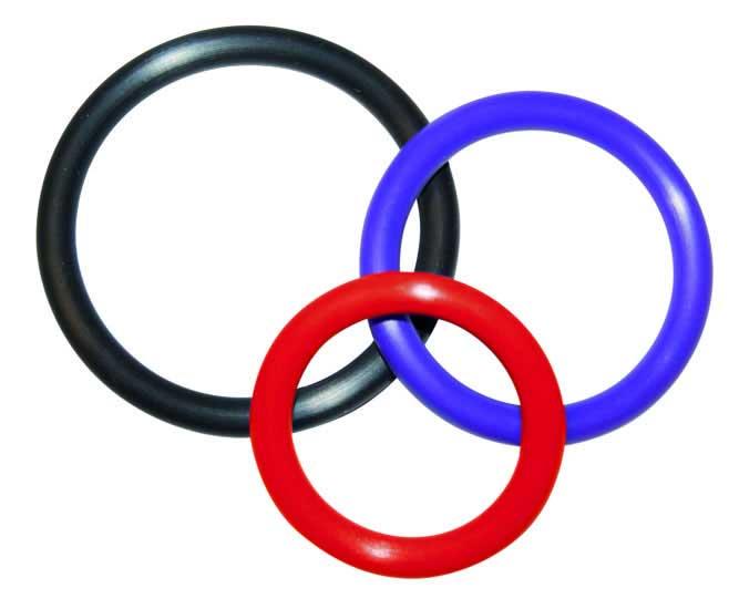 Tres anillos varias medidas