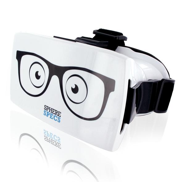 Gafas realidad virtual 360º 3D