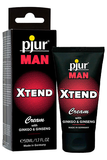 Pjur man Extend cream 50ml