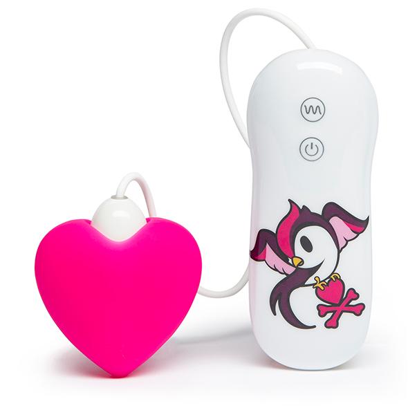 Estimulador clitoris Corazón