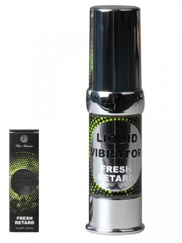 Vibrador liquido Fresh retard