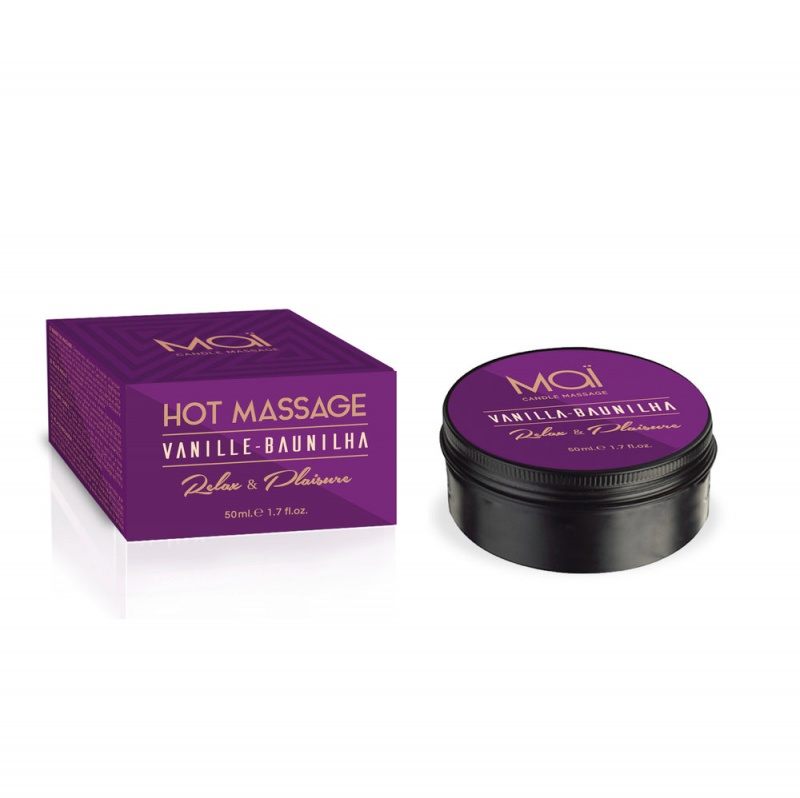 Velas masaje 50ml