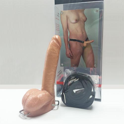 Protesis réel pascal 15cm