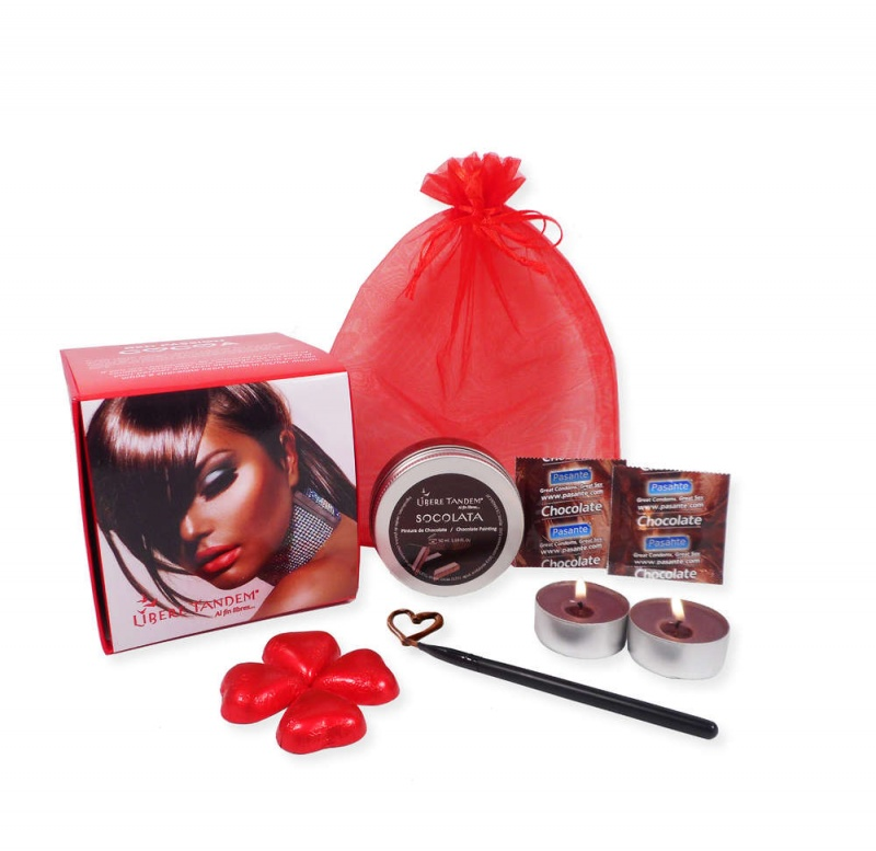 Kit 8 piezas Red Passion Cocoa