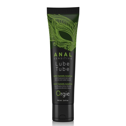 Lube tube anal sensitive