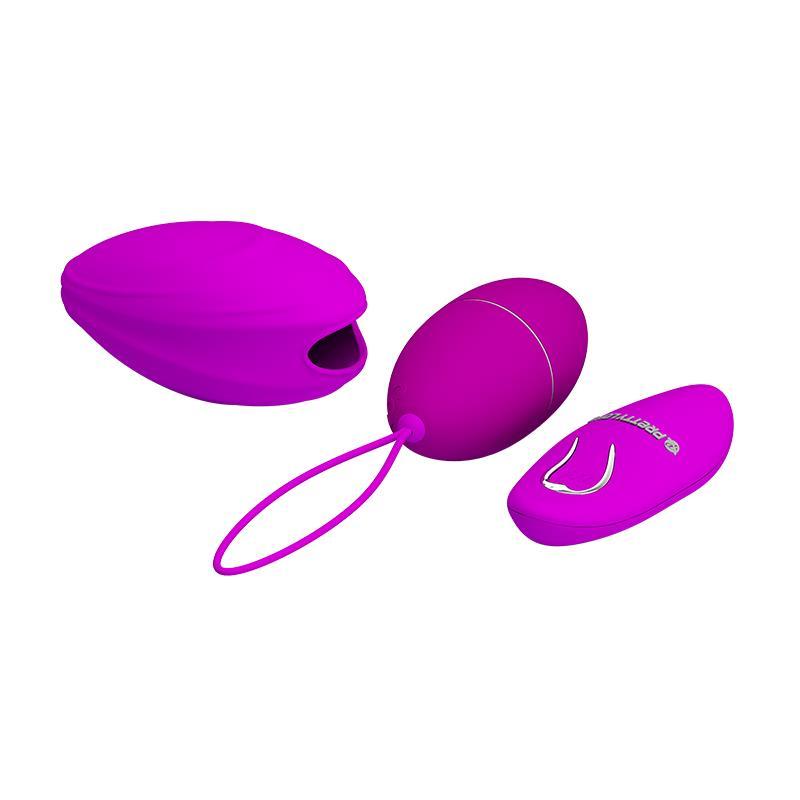 Huevo control remoto con funda silicona