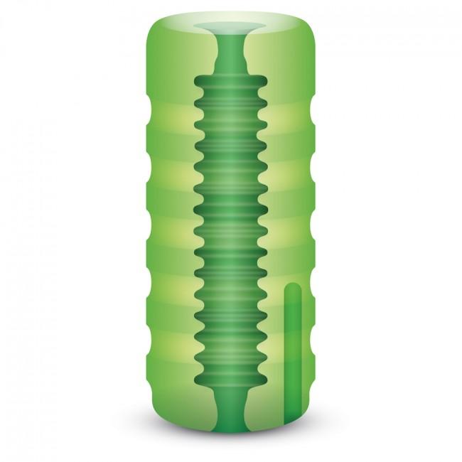Stroker vibrador reutilizable