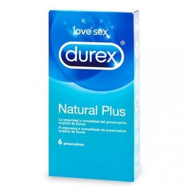 Durex nature  unidades