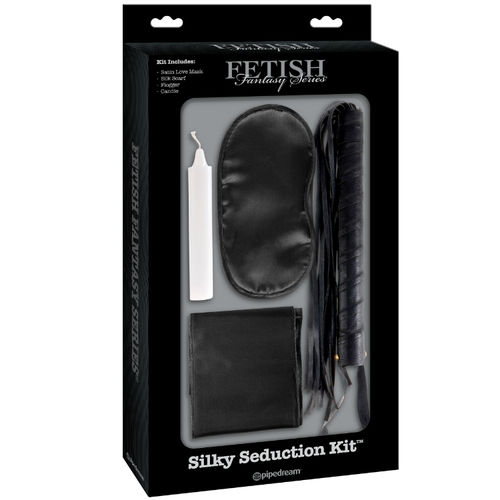 Silky seduction kit