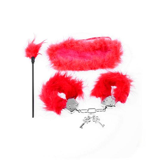 Kit bondage plumas