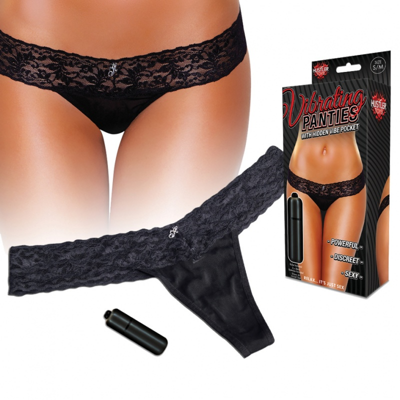 Vibrating panties slim