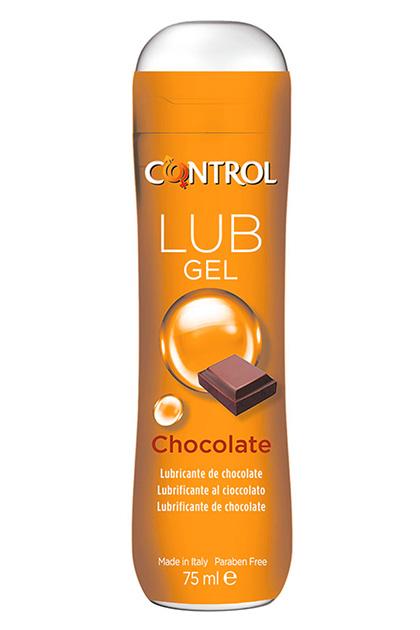 Gel lubricante chocolate 75ml