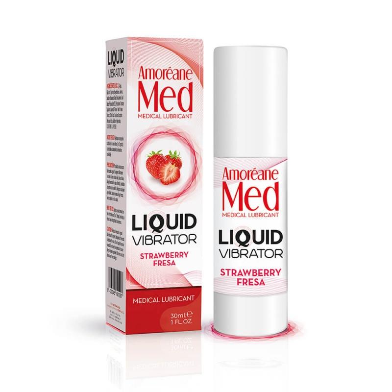 Vibrador líquido Amoreane