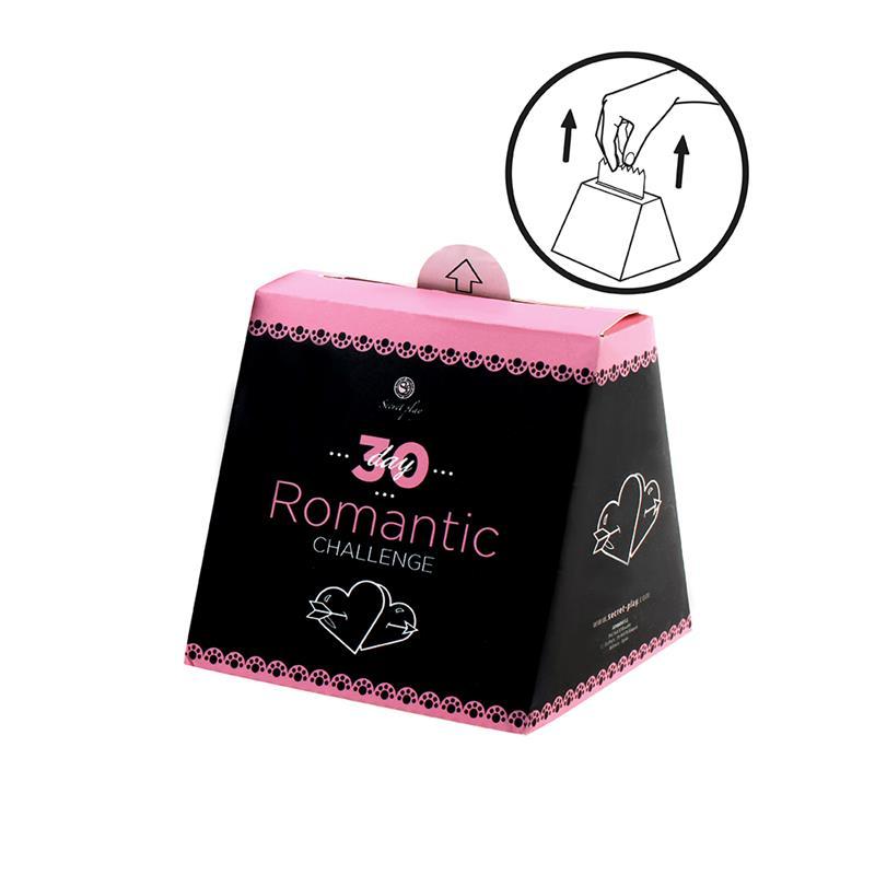 Juego romántico 30 días