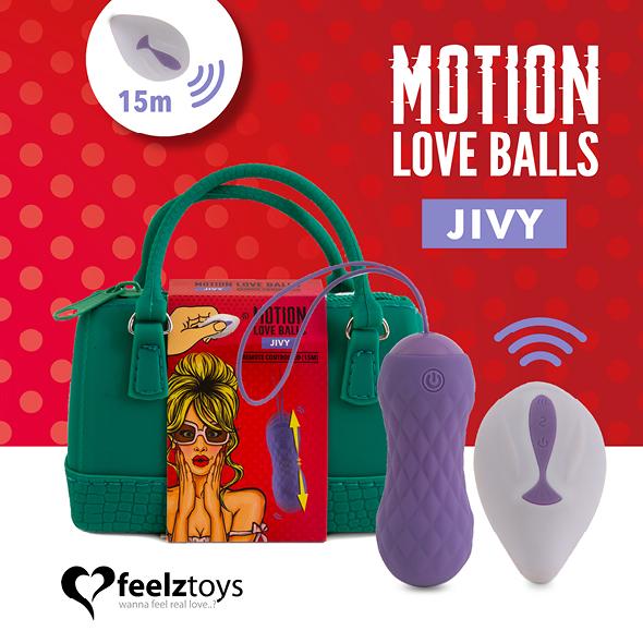 Motion love balls jivy up&down