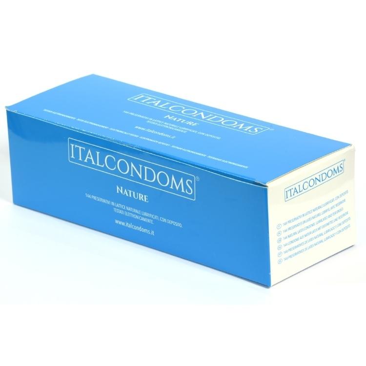 Preservativos nature 144u Italcondom