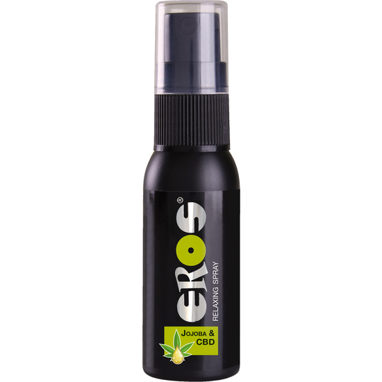 Spray relajante anal con jojoba y CBD