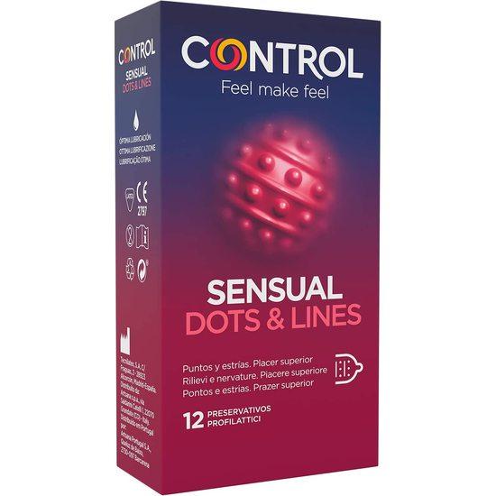 Control sensual dots&lines 12u