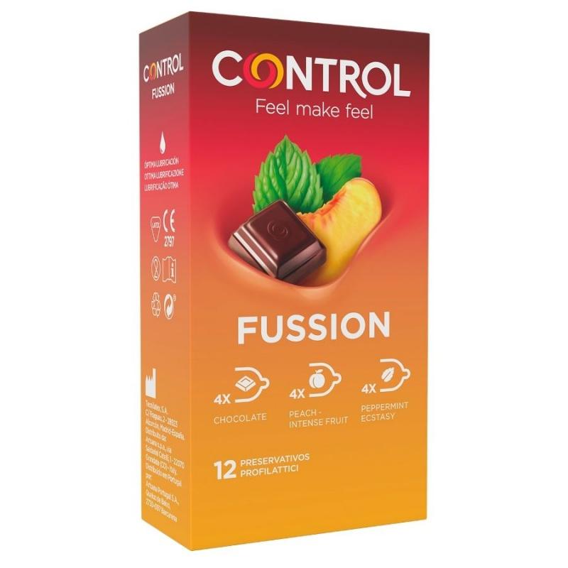 Fussion sabores 12 unidades