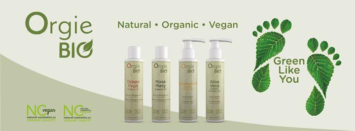 Aceite de masaje orgánico Bio