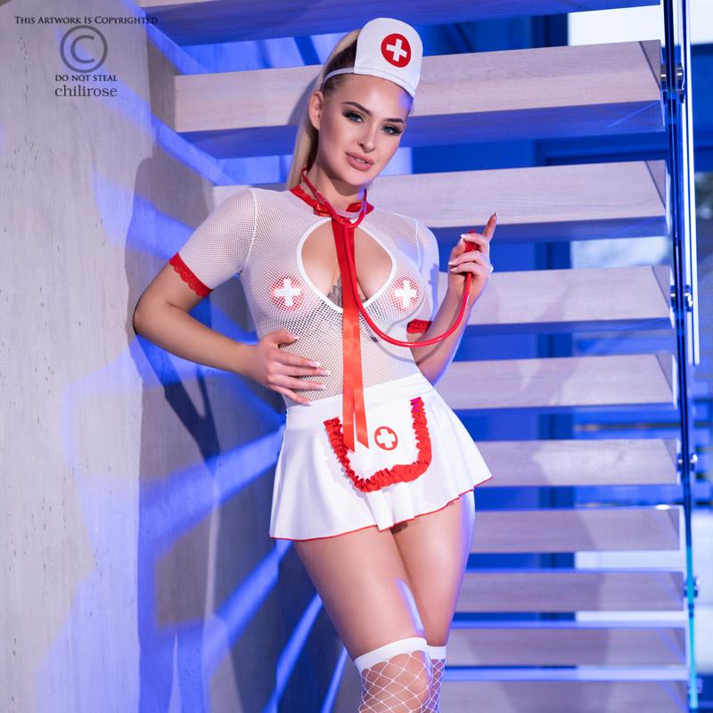 Disfraz enfermera 2020