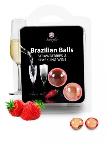 Brazilian balls 2 unidades