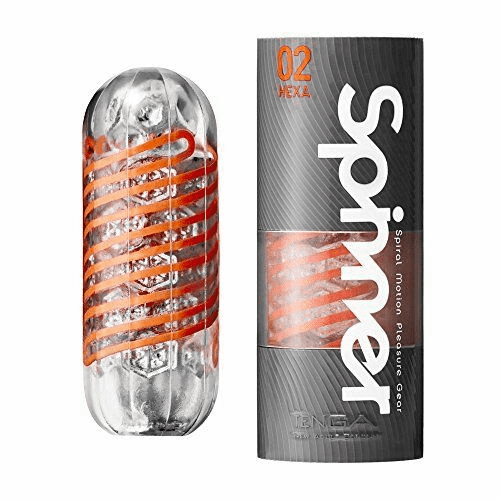 Masturbador Spinner Hexa 02