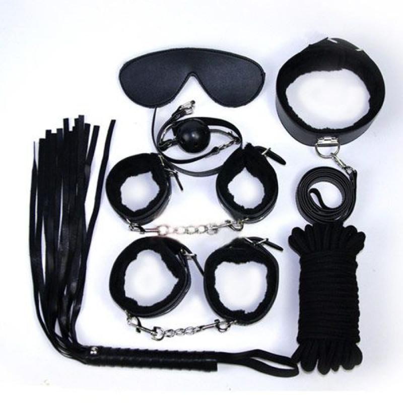 imagen de Fetish Pack 8 piezas by Electric Toys