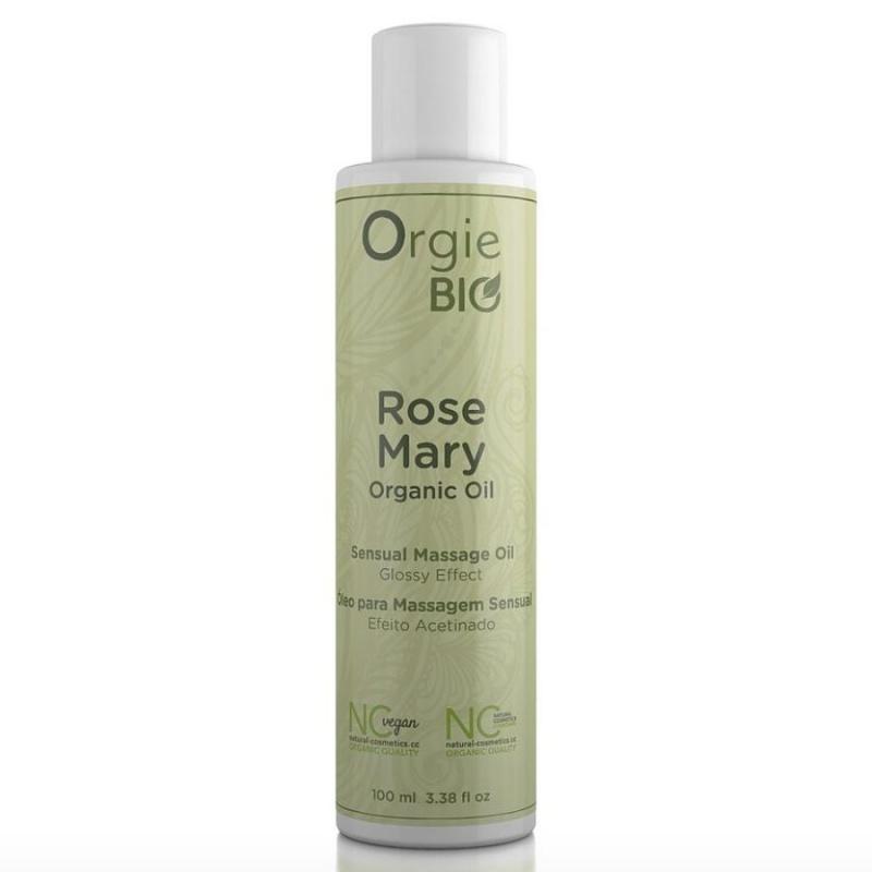Aceite masaje orgánico romero