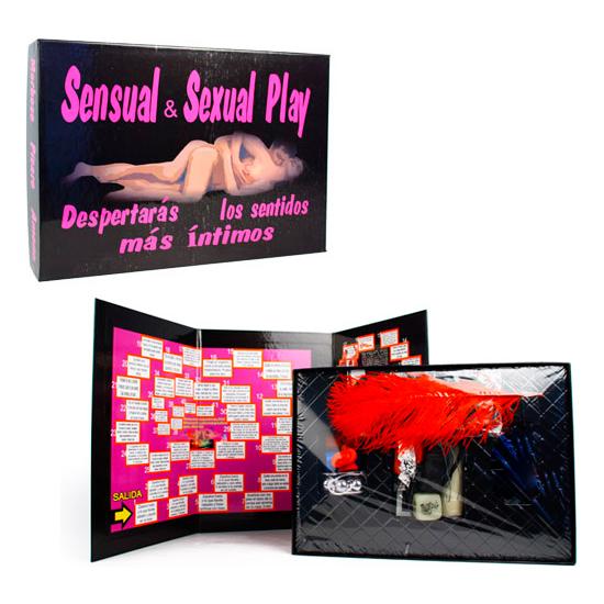 Juego sensual y sexual play