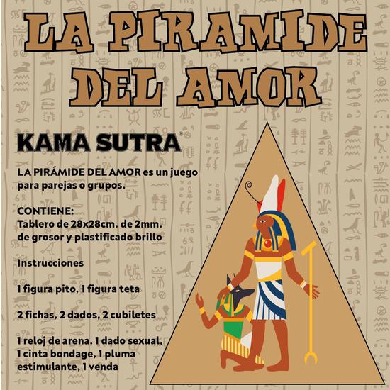 Juego la Piramide del amor