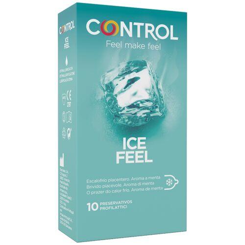 Ice feel efecto frío 10u