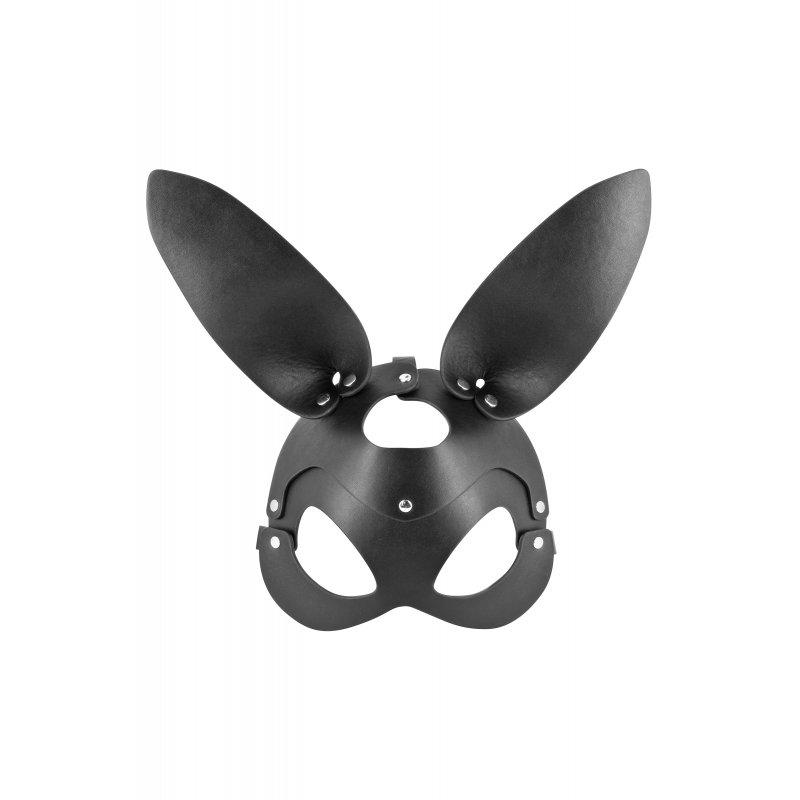 Máscara conejo ajustable