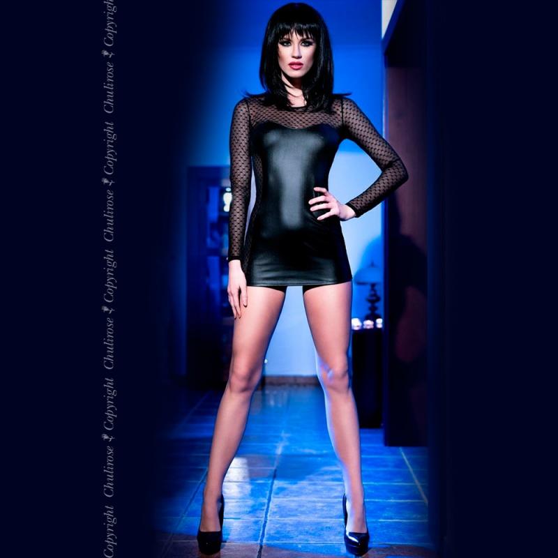 Mini vestido CR-4034