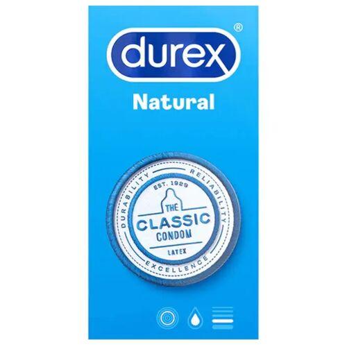 Durex nature 6 unidades