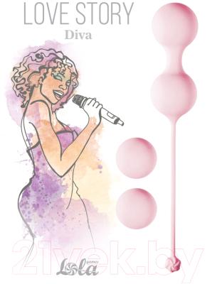 Set bolas intercambiables Diva