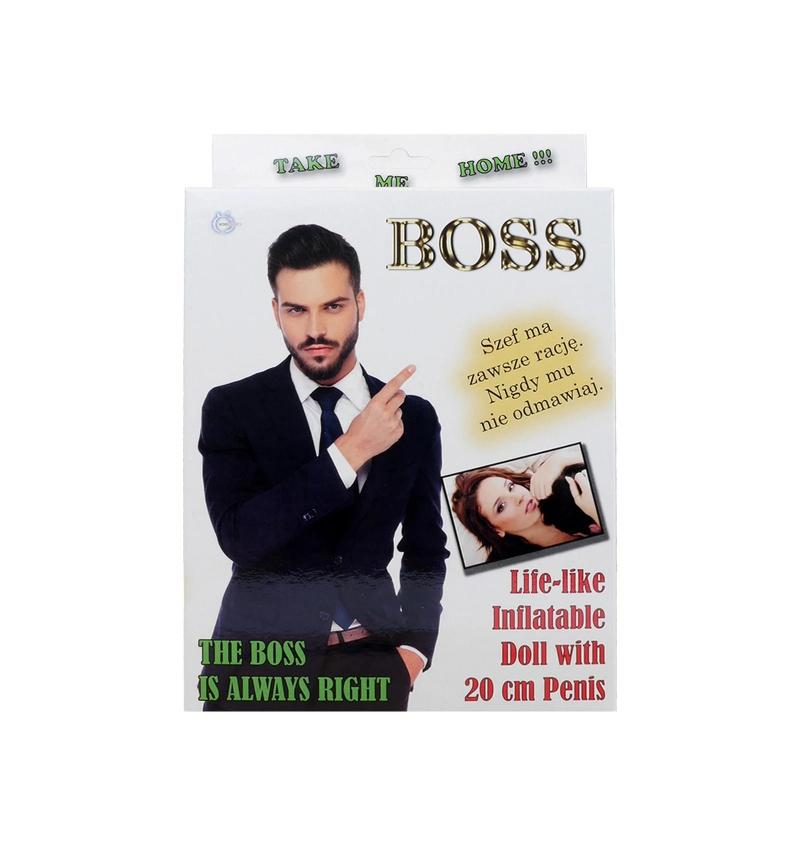 Muñeco hinchable The boss