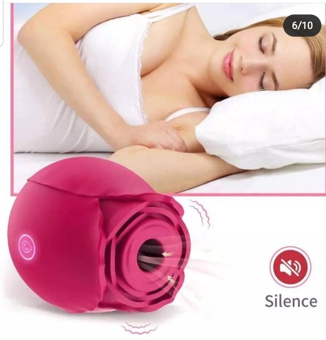 imagen de Succionador forma rosa
