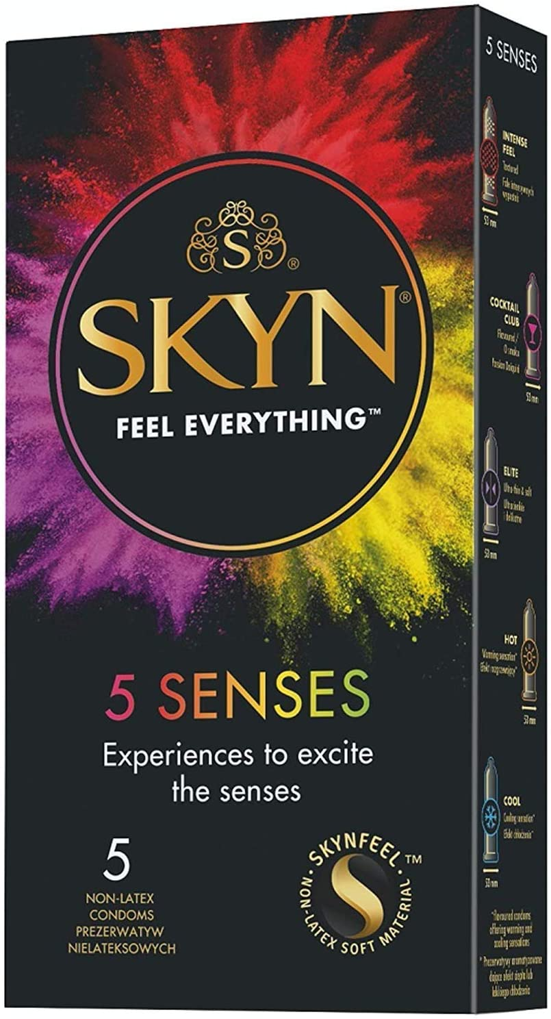 Skyn 5 senses